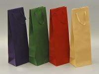 tašky na víno ze sulfátového papíru
