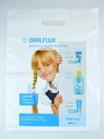 igelitová taška Actavis Oralflux