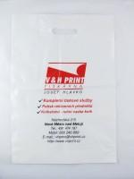 igelitová taška VH Print