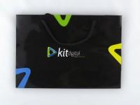 papírová taška Kit digital