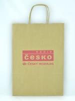 sulfátová taška Rádio Česko