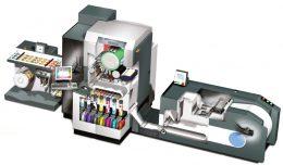 schéma tiskárny HP Indigo